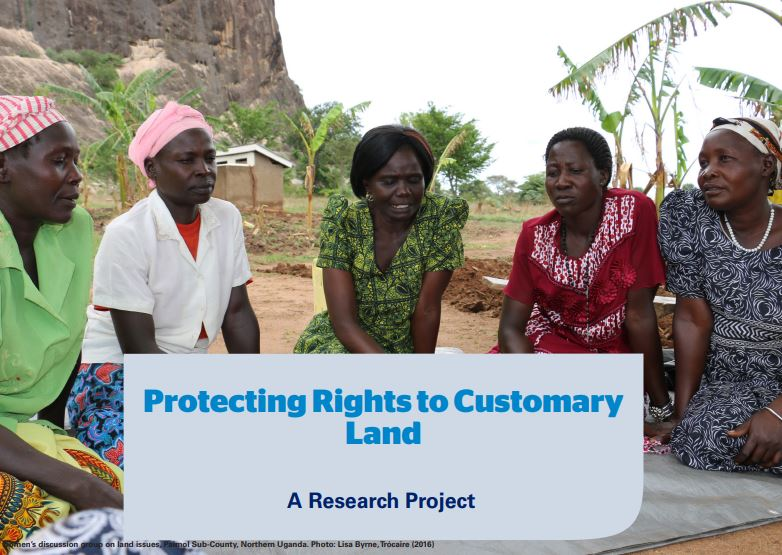 Protecting Rights to Customary Land