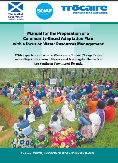 Rwanda water management project: technical manuals