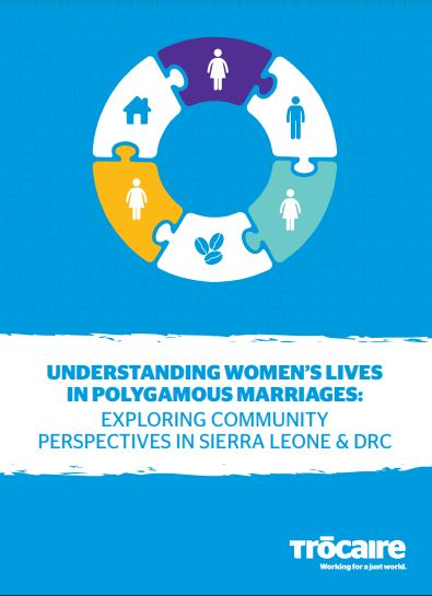 Understanding Women's Lives in Polygamous Marriages: Exploring Community Perspectives in Sierra Leone and DRC