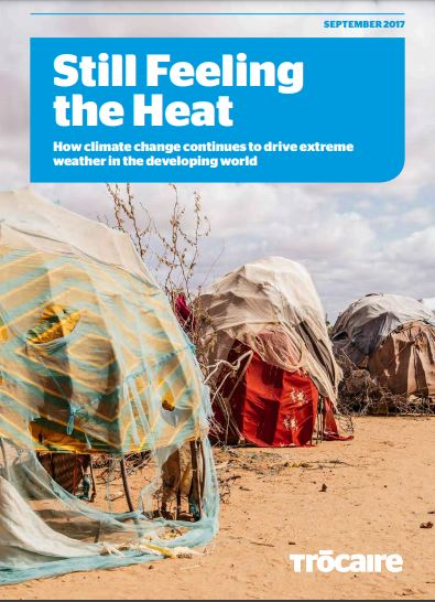 Still Feeling the Heat: How climate change continues to drive extreme weather in the developing world