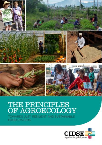 CIDSE paper on the principles of Agroecology