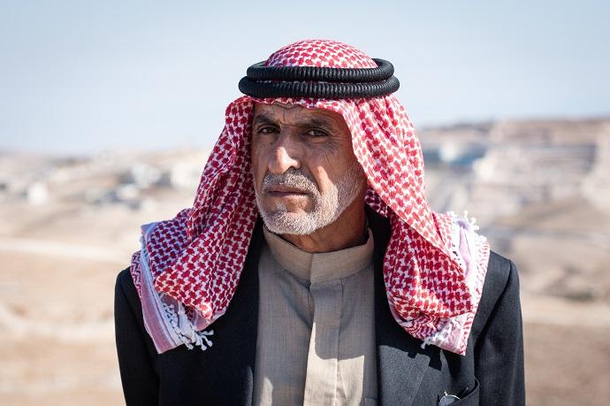 Muhammad Sabah (58). Photo: Garry Walsh/Trócaire.