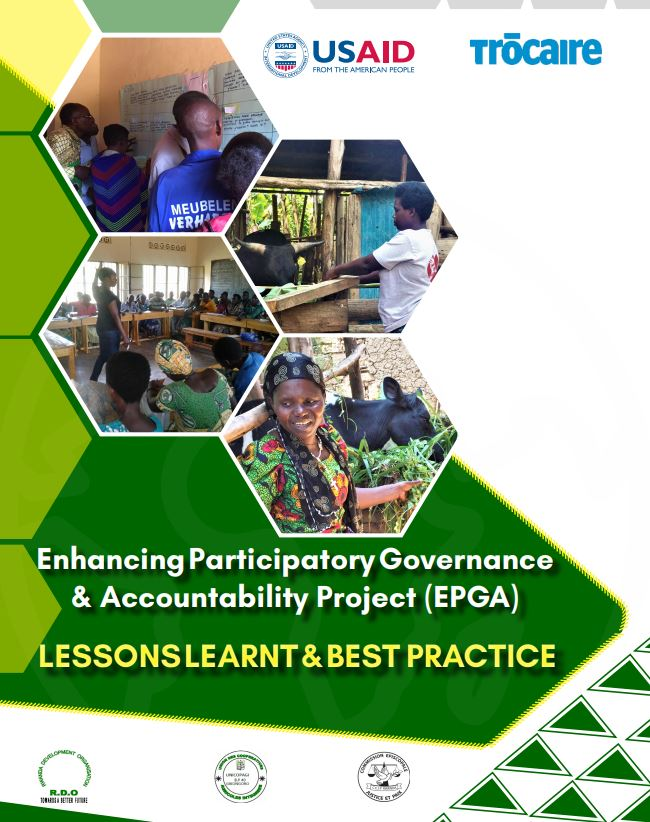 Enhancing Participatory Governance & Accountability Project