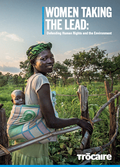 Women Taking the Lead: Defending Human Rights and the Environment