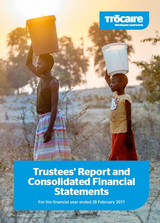2016-17 Trócaire Annual Report