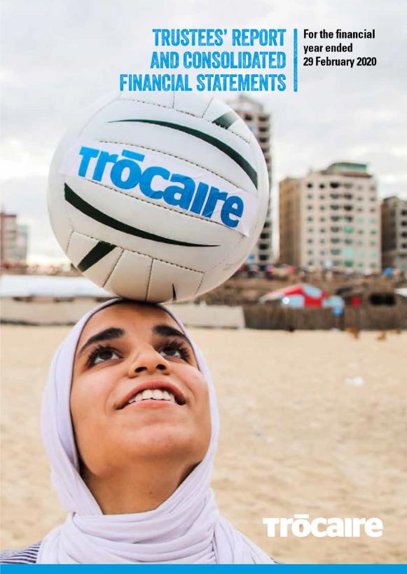 2019-2020 Trócaire Annual Report