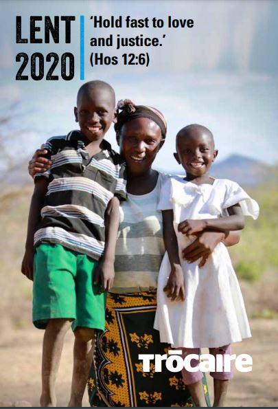 Parish Pack English Lent 2020