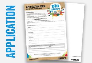 NI Student Application Form