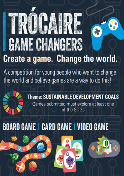 Game Changers Online Programme 2021