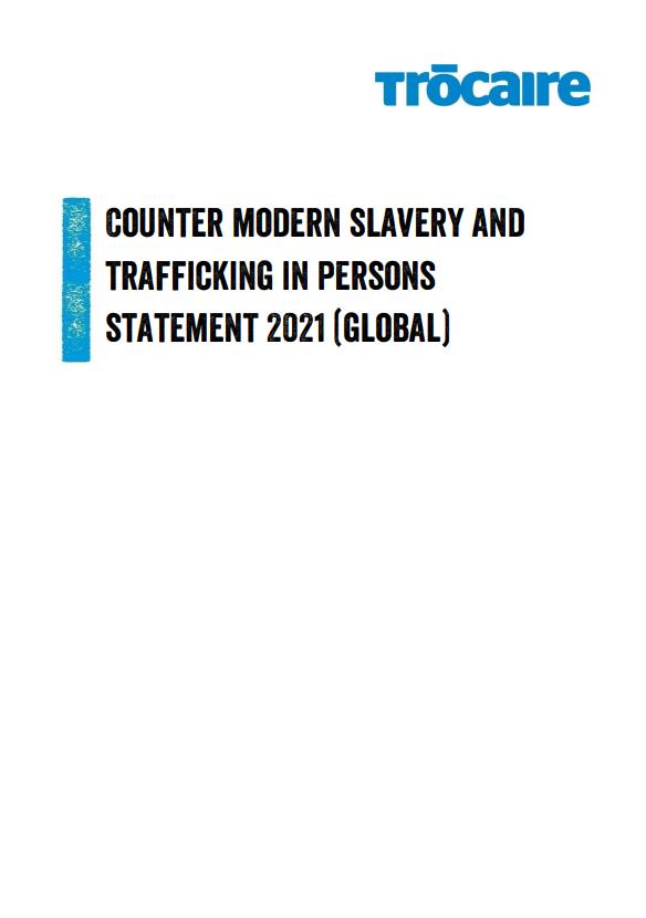 Counter Modern Slavery & Trafficking Statement