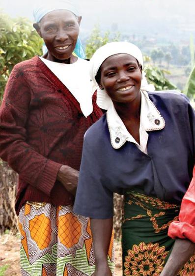 Trócaire Rwanda Annual report