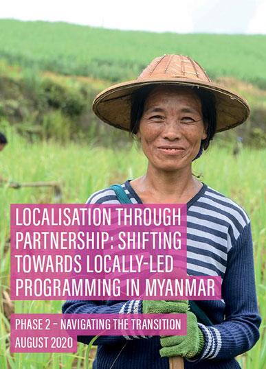 Localisation Through Partnership