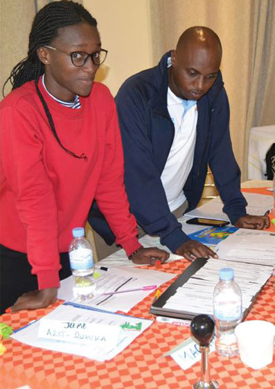 Lessons Learnt and Best Practice on strengthening the Capacity of Local Organisations to Respond Effectively in Emergencies (SCORE)