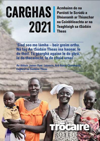 Parish Resource Lent 2021 – Irish Language Version