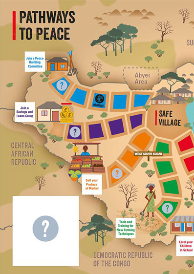 Pathways To Peace Board Game – Youth Edition