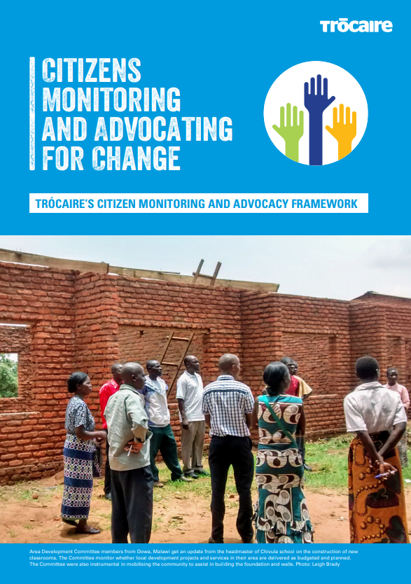 Citizen Monitoring and Advocacy Framework