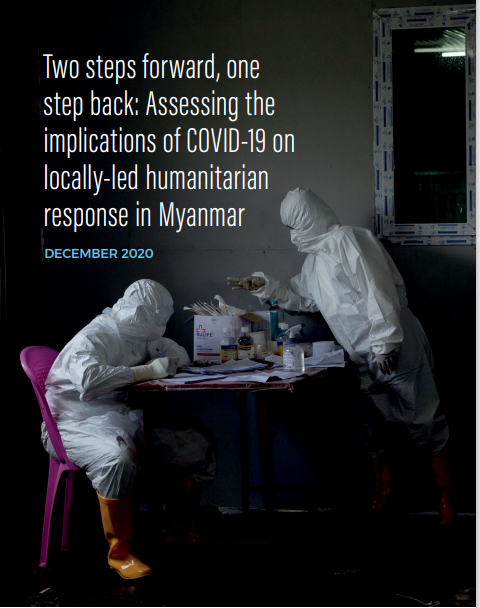 COVID-19 Implications for Myanmar