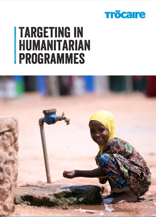 Targeting in Humanitarian Programmes