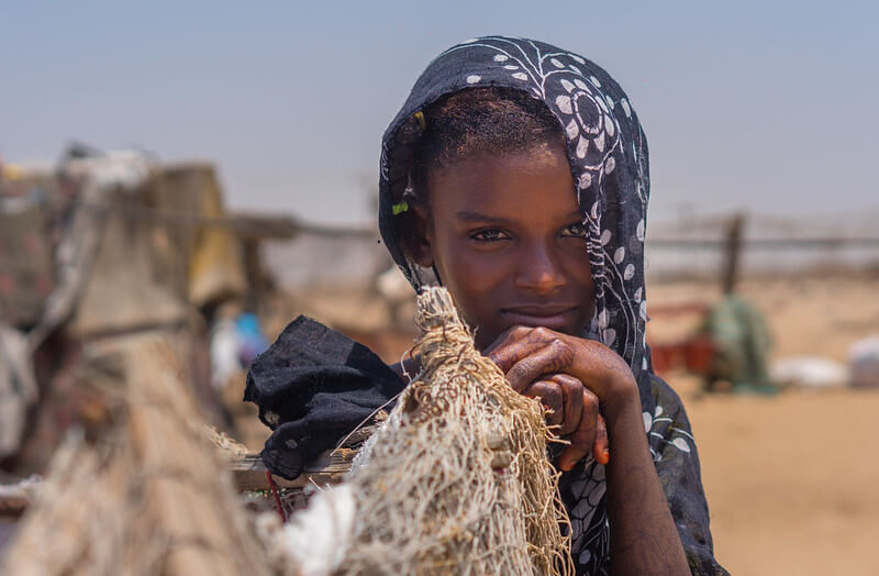 Pregnant women in Yemen are battling famine and security threats on a daily basis.