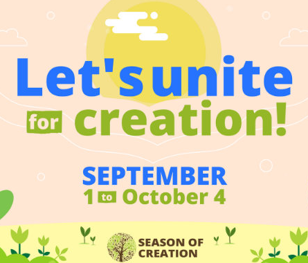 A Weekday Service for the Season of Creation 2021