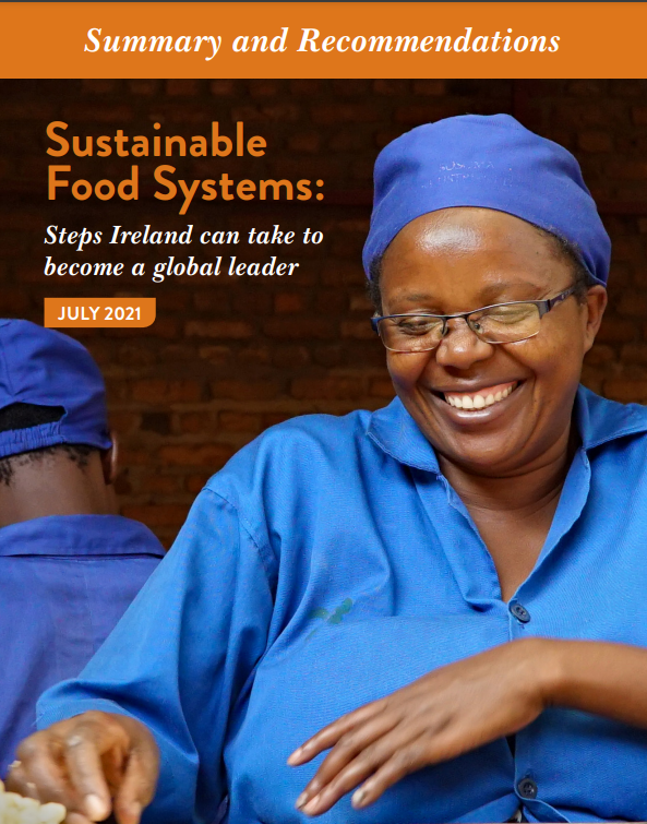 Sustainable  Food Systems Summary and Recommendations
