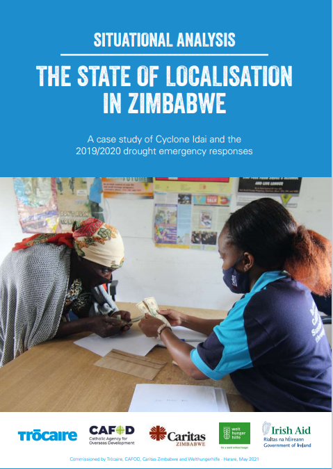 Situational Analysis – The State of Localisation in Zimbabwe: